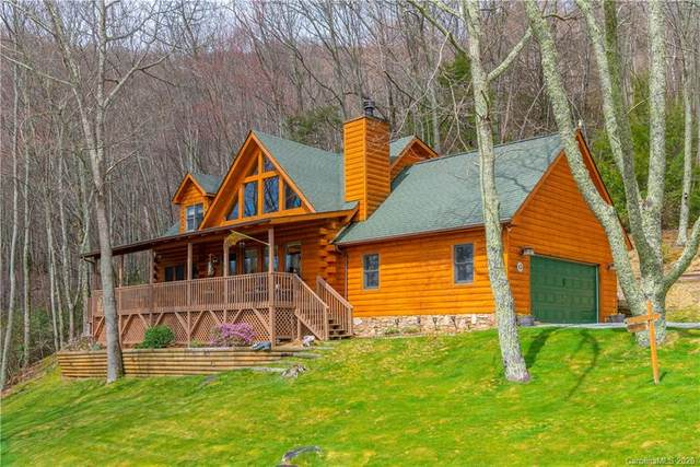 85 Captiva Road #604, Maggie Valley, NC 28751 (#3604986) :: LePage Johnson Realty Group, LLC