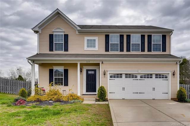 113 Karlyn Court, Mooresville, NC 28115 (#3605090) :: Odell Realty