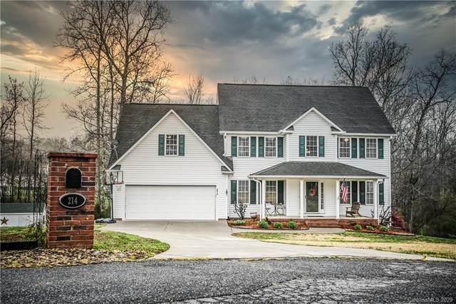 214 N Kayla Drive, Salisbury, NC 28146 (#3605092) :: High Performance Real Estate Advisors