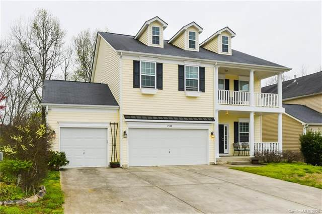 1348 Bottle Brush Lane, Harrisburg, NC 28075 (#3605099) :: LePage Johnson Realty Group, LLC