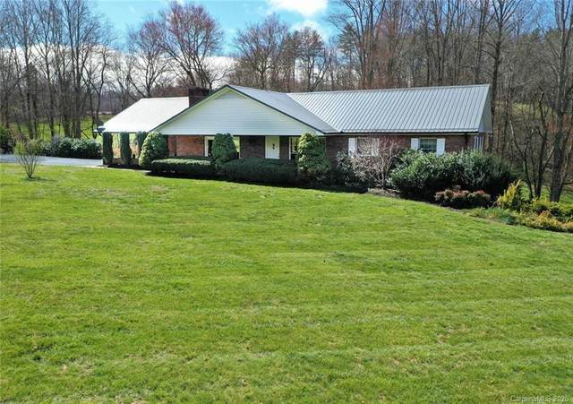 243 Jenny Gap Road, Clyde, NC 28721 (#3605114) :: Roby Realty