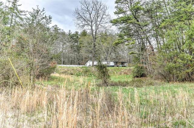 92 Old Mars Hill Highway, Weaverville, NC 28787 (#3605149) :: Rowena Patton's All-Star Powerhouse