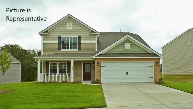 2128 Highland Knoll Drive #046, Charlotte, NC 28269 (#3605209) :: Rowena Patton's All-Star Powerhouse