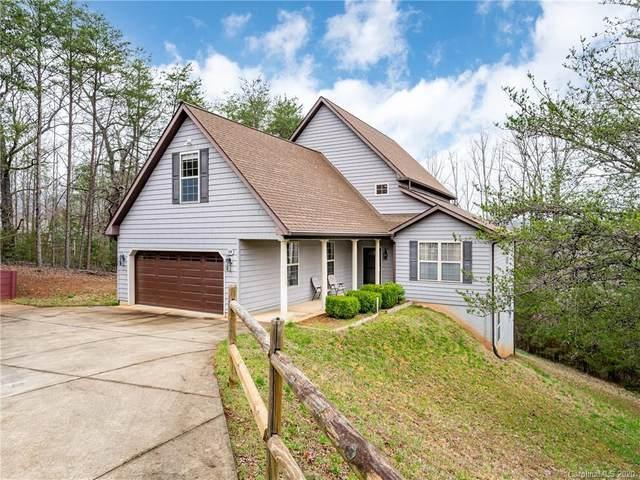 185 Knoll Court, Lake Lure, NC 28746 (#3605245) :: Rinehart Realty