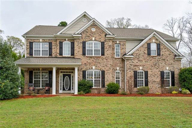406 Palmerston Lane, Waxhaw, NC 28173 (#3605266) :: Keller Williams South Park