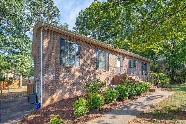 2973 Village Drive #19, Morganton, NC 28655 (#3605287) :: LePage Johnson Realty Group, LLC