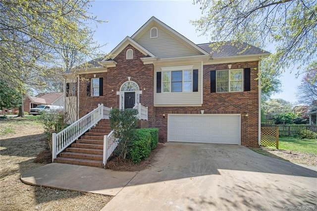 2051 Jefferson Avenue, Gastonia, NC 28056 (#3605352) :: Homes Charlotte