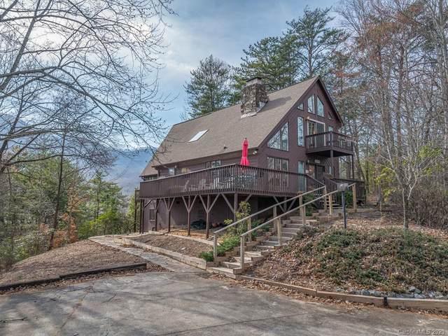 186 Ridgeway Road, Lake Lure, NC 28746 (#3605371) :: Rinehart Realty