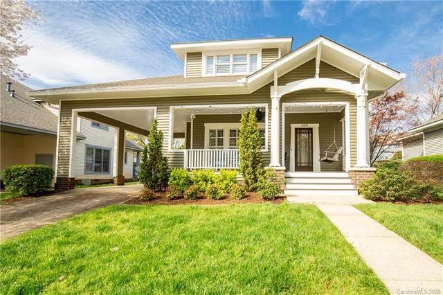 2234 Winthrop Avenue, Charlotte, NC 28203 (#3605384) :: LePage Johnson Realty Group, LLC