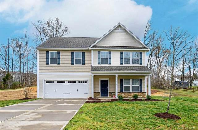 130 Old Homeplace Drive, Advance, NC 27006 (#3605405) :: Miller Realty Group