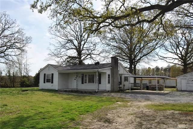 2122 Old Pageland Monroe Road, Monroe, NC 28112 (#3605463) :: LePage Johnson Realty Group, LLC