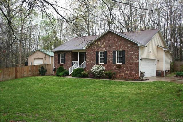 118 Doster Hight Place, Mount Holly, NC 28120 (#3605533) :: Rowena Patton's All-Star Powerhouse