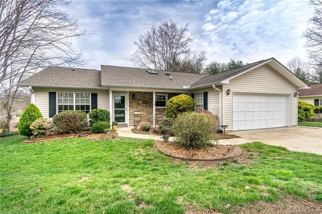 655 New Village Drive, Hendersonville, NC 28791 (#3605547) :: Keller Williams Professionals