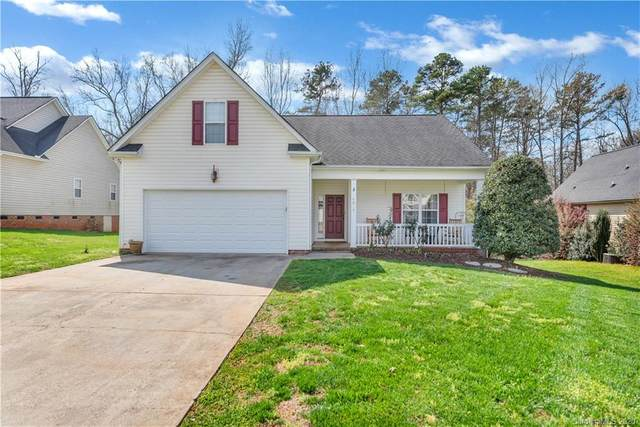 4019 River Falls Drive, Lowell, NC 28098 (#3605550) :: Homes Charlotte