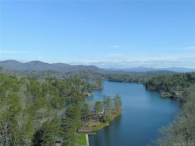 TBD Club Colony Lane #2, Lake Toxaway, NC 28747 (#3605636) :: MartinGroup Properties