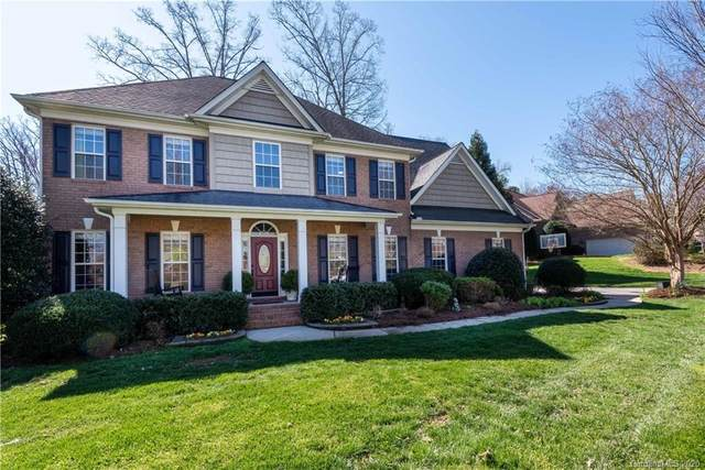 9131 Tenby Lane, Matthews, NC 28104 (#3605672) :: MartinGroup Properties