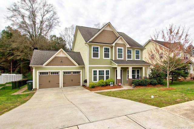 135 Hedgewood Drive, Mooresville, NC 28115 (#3605734) :: Carlyle Properties