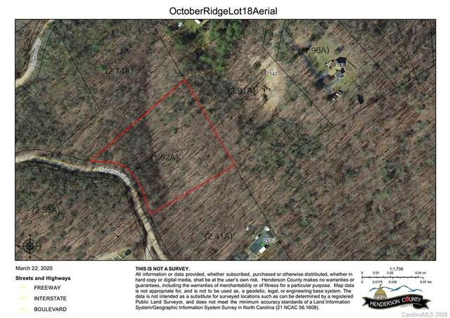 18 Royalwood Drive Lot 18, Zirconia, NC 28790 (#3605739) :: Carolina Real Estate Experts