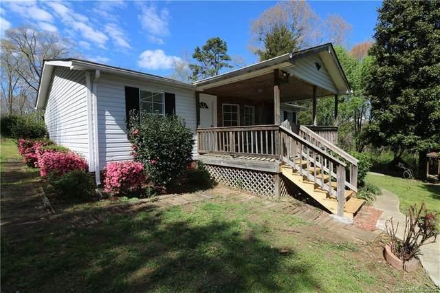 3709 Marshville Olive Branch Road, Marshville, NC 28103 (#3605748) :: LePage Johnson Realty Group, LLC