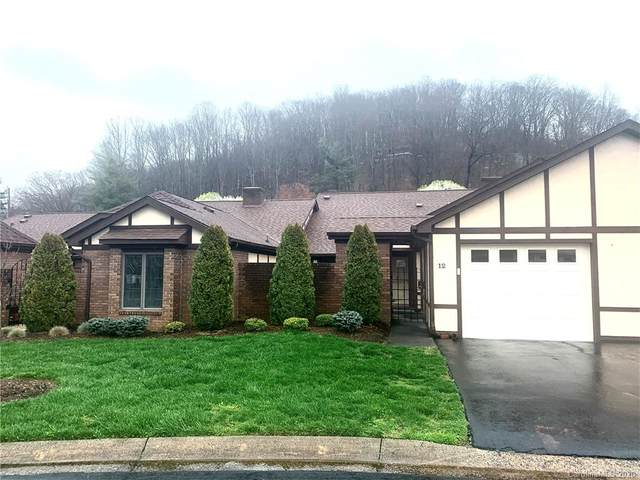 12 Bradford Circle, Waynesville, NC 28786 (#3605774) :: LePage Johnson Realty Group, LLC