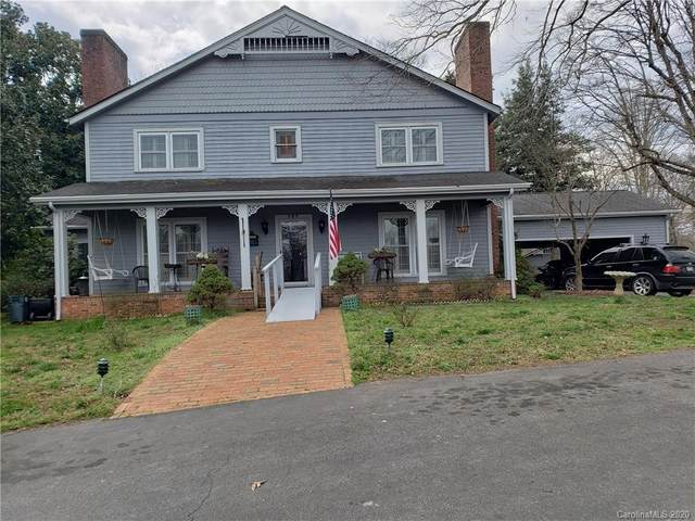 101 North Park Drive, Glen Alpine, NC 28628 (#3605835) :: Stephen Cooley Real Estate Group