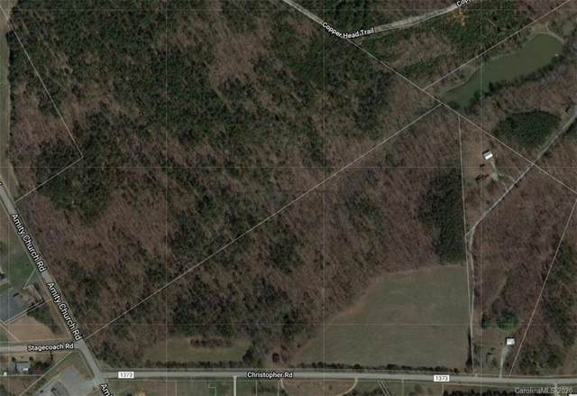Lot 1 Christopher Road Lot 1, Iron Station, NC 28080 (#3605837) :: Roby Realty