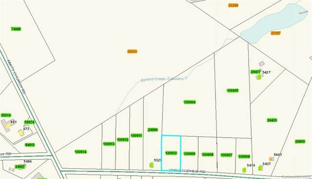 Lot 7 Christopher Road Lot 7, Iron Station, NC 28080 (#3605838) :: Roby Realty