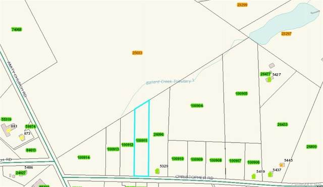Lot 9 Christopher Road #9, Iron Station, NC 28080 (#3605840) :: Roby Realty