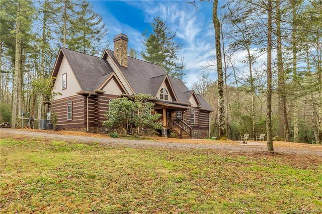 314 Stagecoach Road, Zirconia, NC 28790 (#3605876) :: Carlyle Properties
