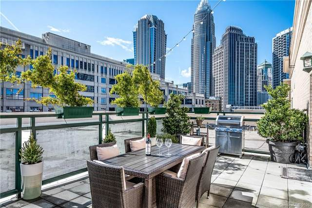 400 N Church Street #718, Charlotte, NC 28202 (#3605932) :: Carver Pressley, REALTORS®