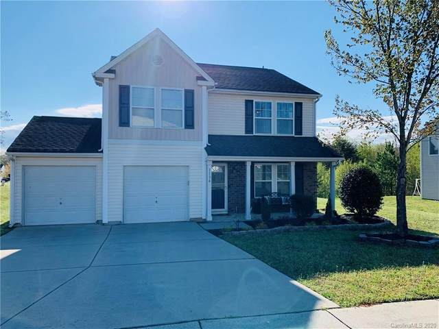 1136 Hunter Street, Statesville, NC 28677 (#3605943) :: Roby Realty