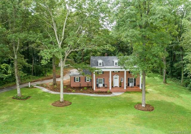 1330 Southwest Boulevard, Newton, NC 28658 (#3605953) :: The Ramsey Group