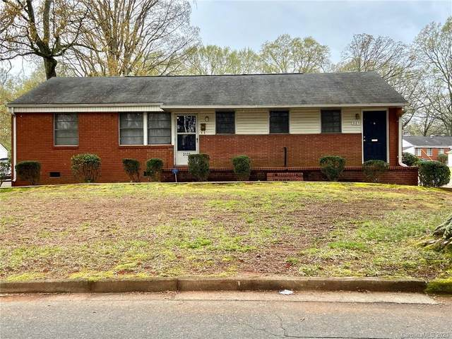 3125 Marlborough Road, Charlotte, NC 28208 (#3605973) :: Rinehart Realty
