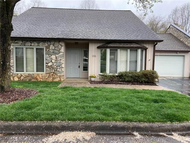 603 29th Avenue NE #106, Hickory, NC 28601 (#3606108) :: Exit Realty Vistas