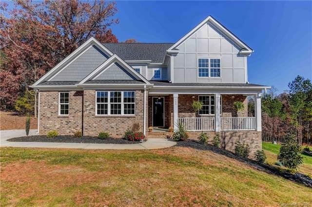 126 Hidden Meadows Drive #30, Mooresville, NC 28117 (#3606114) :: MartinGroup Properties