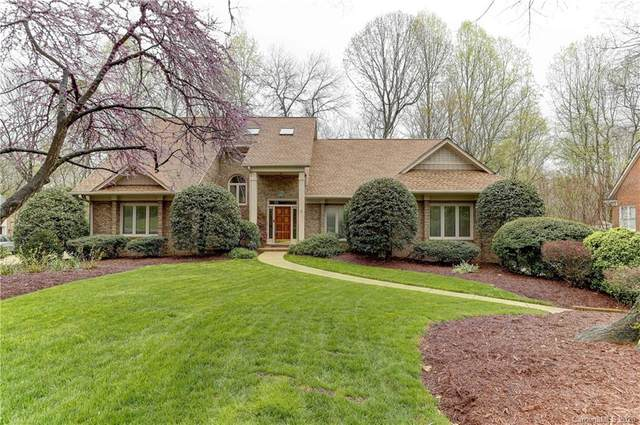 6643 Colston Court, Charlotte, NC 28210 (#3606130) :: Scarlett Property Group