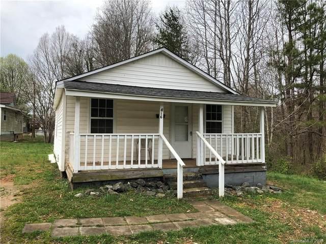 616 S Styers Street, Cherryville, NC 28021 (MLS #3606151) :: RE/MAX Journey