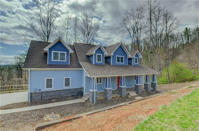 36 Timber Moss Drive, Asheville, NC 28804 (#3606158) :: High Performance Real Estate Advisors