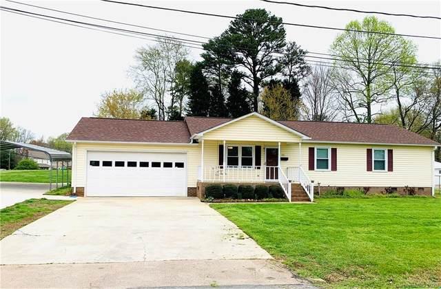 301 Keller Street, China Grove, NC 28023 (#3606192) :: High Performance Real Estate Advisors