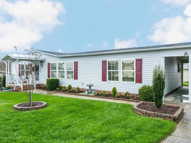 7 Marjorie Lane, Hendersonville, NC 28792 (#3606211) :: Keller Williams Professionals