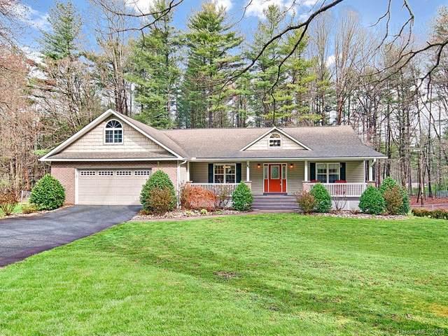 61 Sevier Drive, Hendersonville, NC 28791 (#3606281) :: Wilkinson ERA Real Estate