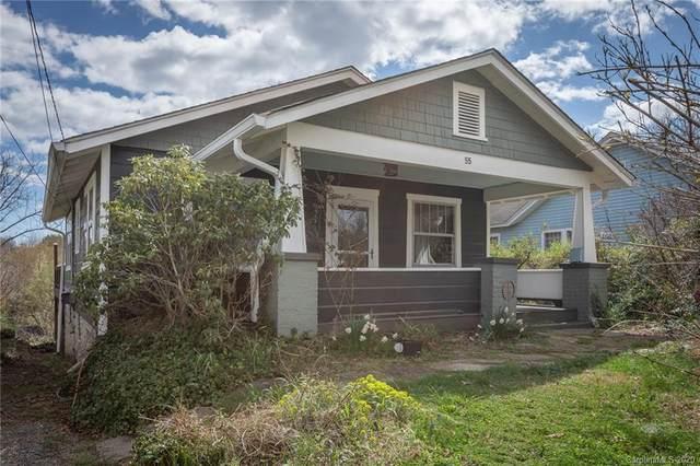 55 Oakwood Street, Asheville, NC 28806 (#3606354) :: LePage Johnson Realty Group, LLC