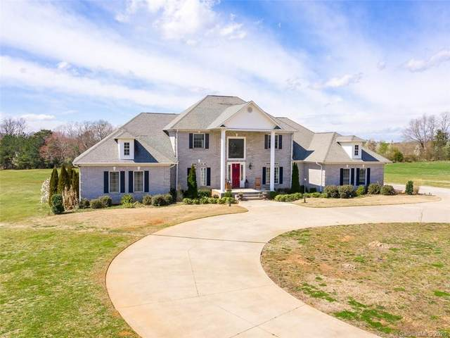 745 Peachtree Road, Chesnee, SC 29323 (#3606371) :: LePage Johnson Realty Group, LLC
