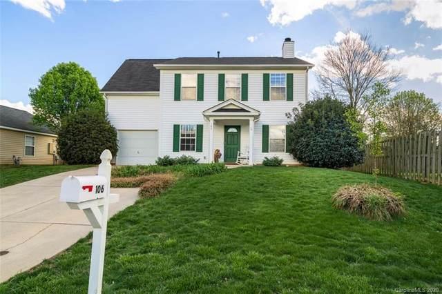 106 Westbury Drive, Mooresville, NC 28117 (#3606388) :: Homes Charlotte
