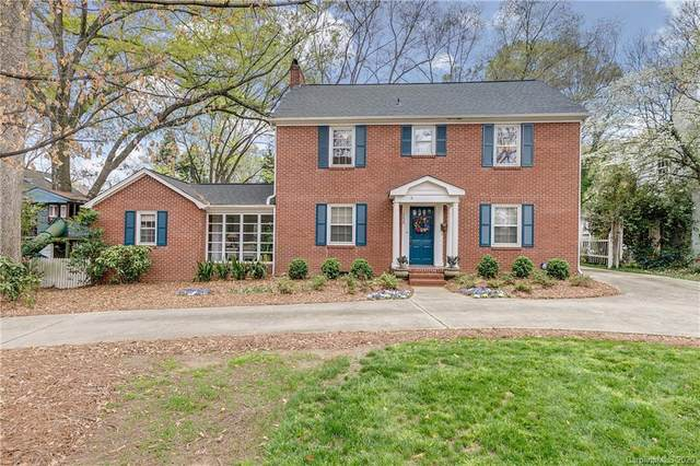 1120 Providence Road, Charlotte, NC 28207 (#3606462) :: Roby Realty