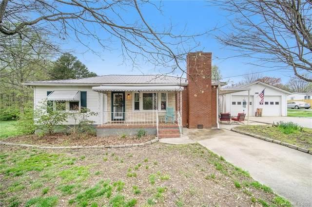 1889 N Main Street, China Grove, NC 28023 (#3606472) :: High Performance Real Estate Advisors