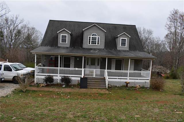 222 Lonesome Pine Drive, Nebo, NC 28761 (MLS #3606476) :: RE/MAX Journey