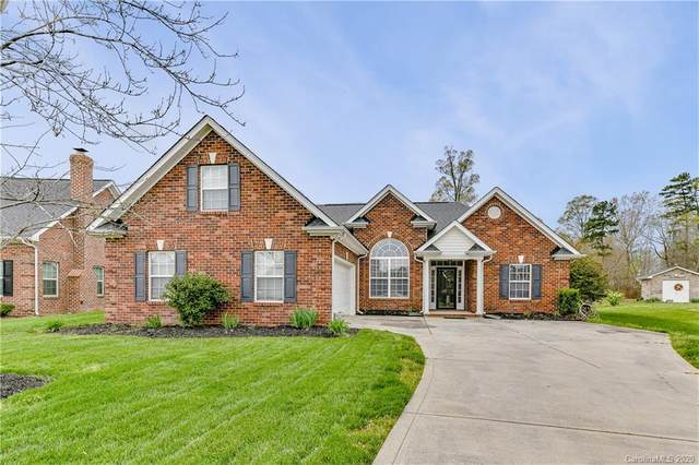 5210 Sustar Drive, Monroe, NC 28110 (#3606479) :: Besecker Homes Team