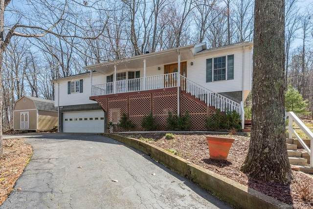237 Church Road, Fairview, NC 28730 (#3606492) :: Team Honeycutt