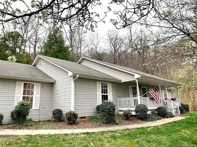 150 Mule Pen Road, Sylva, NC 28779 (#3606513) :: MOVE Asheville Realty